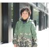 妈妈装中老年女装中老年棉衣中老年外套中老年冬妈妈棉袄XQ25