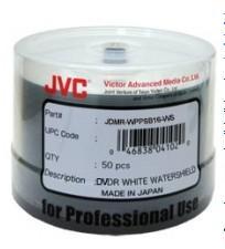 供应JVC WaterShield? 高光防水可打印光盘