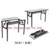 折叠桌TBNC01