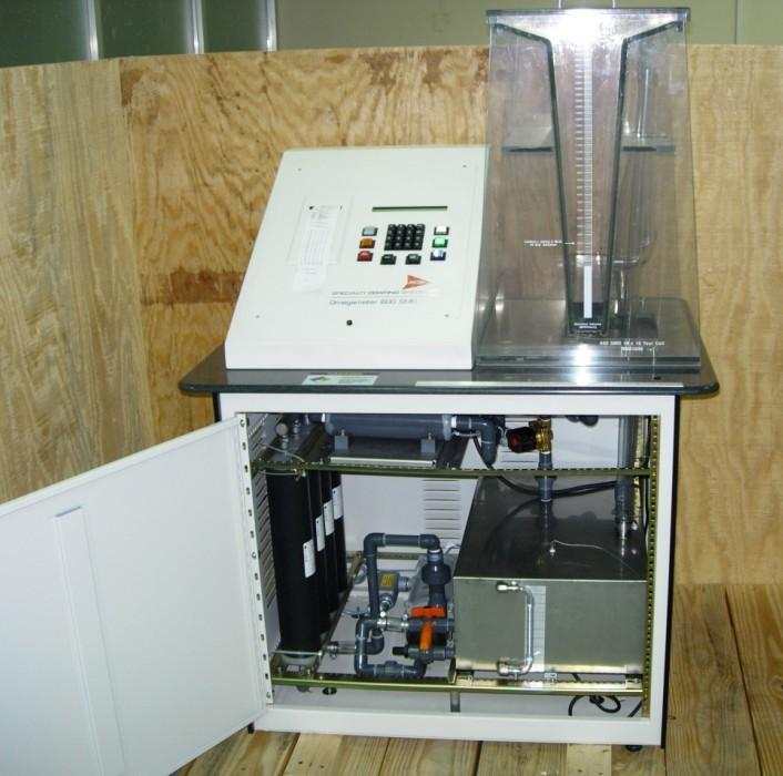 供应美国SCS OMEGAMETER 600SMD 离子污染测试
