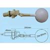 供应塑料常温浮球阀、补水控制浮球阀开关