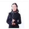 中年女裝時尚媽媽裝中年人韓版復古華麗宮廷風格蕾絲長袖T恤29