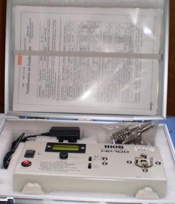 供应日本HIOS HP-100电批扭力测试仪