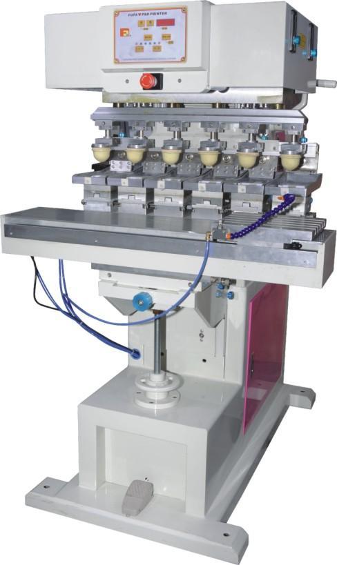 供应六色移印机