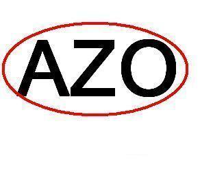 供应AZO检测报告
