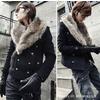 男士 风衣 韩版 男装修身大衣中长款男士风衣 男 外套