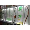 供应玻璃喷绘、玻璃打印、玻璃印刷、玻璃加工