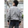 供应2011时尚休闲男式薄棉夹克外套批发