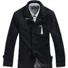 热销外贸品牌男装热销经典英伦休闲商务男士大衣