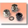 供应防磁波铜制电缆防水接头,金属电缆锁头