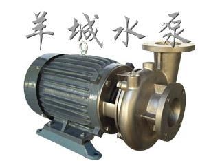 供应广东省水泵 不锈钢耐腐蚀化工泵 回流水泵 不锈钢同轴涡流水泵