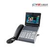 PolycomVVX1500供应宝利通长益远真会议室集成音响投影中控矩阵高清视频会议终端