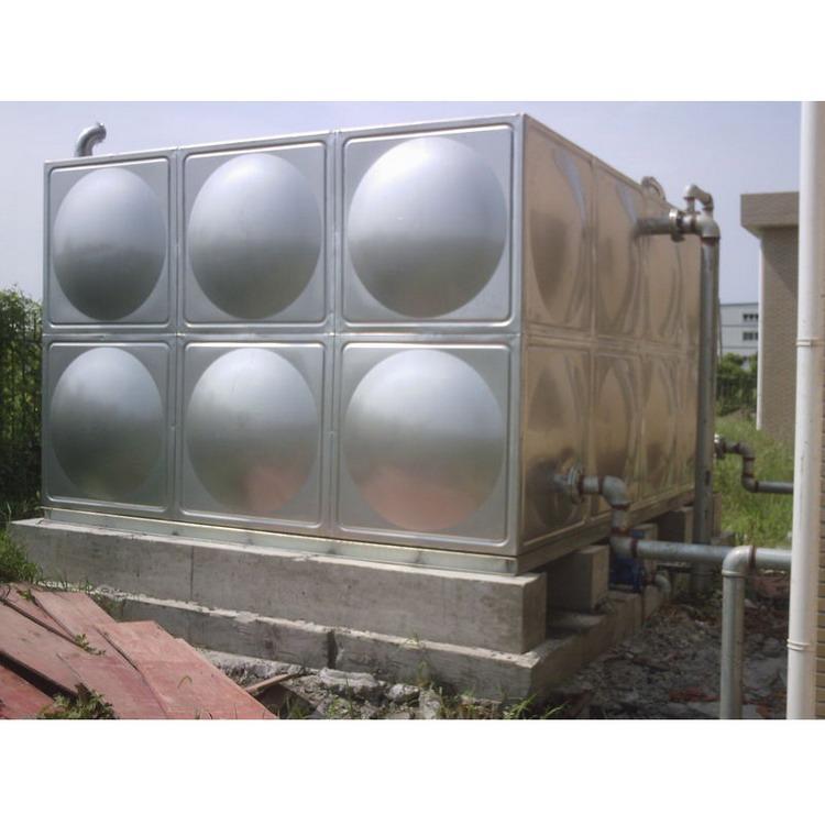 供应不锈钢方型保温水箱 消防水箱