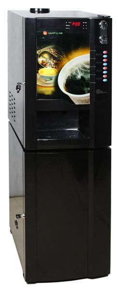 供应HV-304MCE型 投币式咖啡饮料机 (四冷四热型)