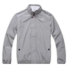 供应LOVINJK秋装新品男装商务休闲灰色夹克男士薄外套一件