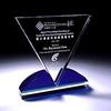 供应西安水晶台签水晶奖杯水晶前台台标高档水晶工艺品,高贵之品质