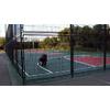 供应常熟篮球场塑胶跑道人造草等场地施工建设