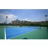 供应安徽篮球网球场塑胶跑道运动木地板建设施工