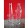 供应透明饮料玻璃瓶 果蔬瓶 可来样定做各类玻璃瓶