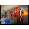 供应儿童玩具遥控飞鱼 空中飞鱼 氦气飞鱼 小鲨鱼小丑鱼