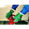 供应日本原装进口SHOWA600棉衬PVC手套