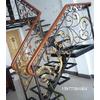 供应桂林铁艺楼梯,桂林宾馆大门装饰设计,桂林铁艺楼梯厂家