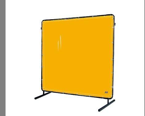 供应金黄色焊接防护屏5066