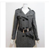 厂家直销 2011新款冬装 中老年长款风衣