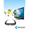 供应3D电视主动快门式眼镜 BL05-IR
