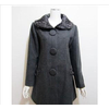 厂家直销 2011新款冬装 中年女装外套风衣