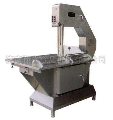 供应锯骨头的机器自动锯骨机锯骨机械自动锯排骨机锯骨机的价格