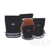 供应DN80曝气用橡胶鸭嘴阀国安优质曝气鸭嘴阀价格