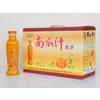供应320mlX10瓶/箱 50%原汁含量 南瓜汁饮料