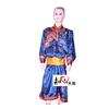 内蒙古民族服装服饰舞台服装男士短款哈达腰带蒙古41