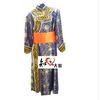 内蒙古民族服装服饰 2010新款机绣男士蒙古袍