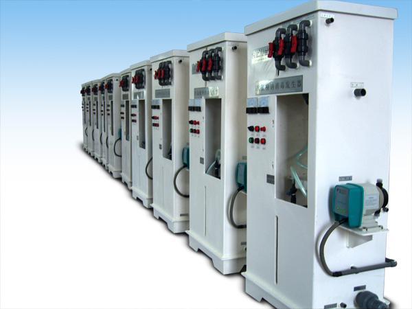 供应一体化次氯酸钠发生器
