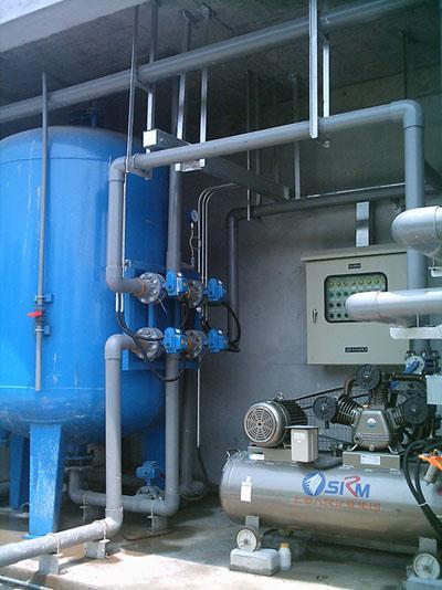 供应雨水回用设备
