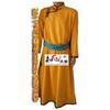 内蒙古民族服装服饰 演出服2011设计新款男窄边挂里蒙古族时