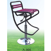 供应厂家直销A-308电镀底盘可升降旋转吧椅健康椅