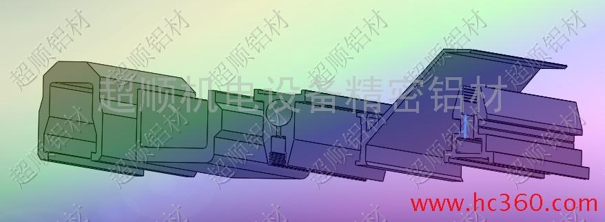 供应丝印机刮刀回墨刀,丝印网框铝材,移印刀夹铝材,夹具铝材