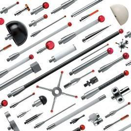 供应英国雷尼绍三坐标用测针、RENISHAW探针,三坐标星型探针