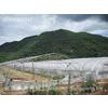 供应杭州萧山坎山薄膜草莓大棚钢管骨架塑料大棚钢架GP832