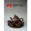 供应济南哪里有卖木鱼石的 济南木鱼石茶具专卖