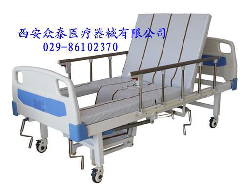 供应老人护理用品大全|新城区邦恩加宽型/家用手动多功能护理床