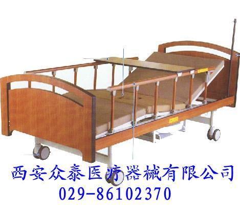 供应运转平稳无噪音电动座便护理床|新城区养光便器型家庭护理床