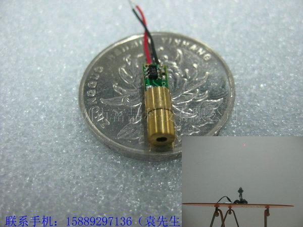 供应650nm激光模块 红光定位激光头