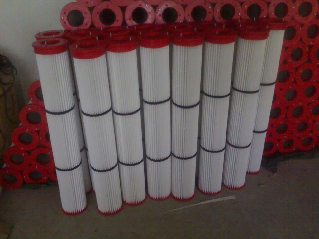 供应聚酯纤维除尘滤芯