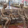 供应陕西雕塑铸铜雕塑城市雕塑