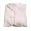 供应上海直销白色真丝棉武术太极服