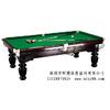 供应深圳哪里有台球桌买,东莞中高档英美式桌球台多少钱一张